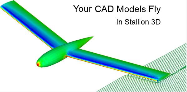 CFD Software Analysis of a UAV Design