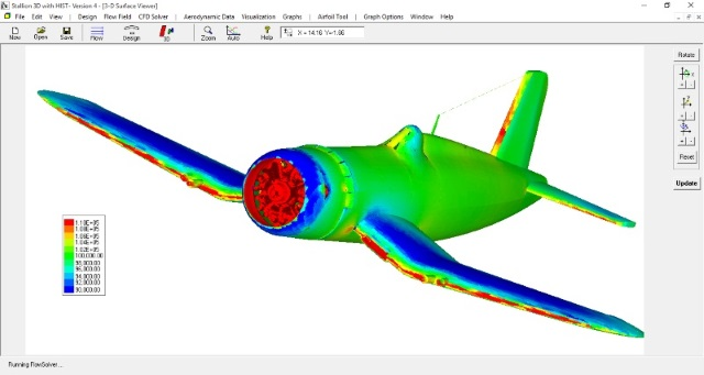 airplane CFD