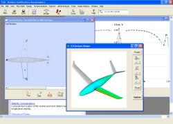 Airplane Analysis & Design with MultiSurface Aerodynamics