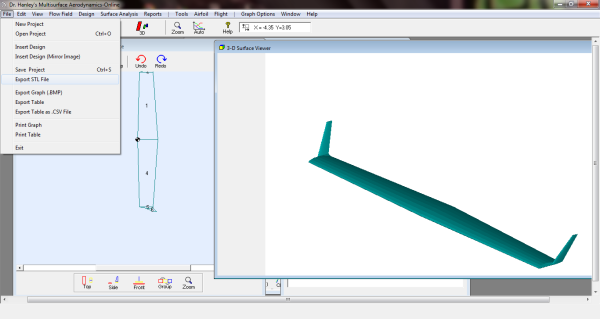 Winglet design and analysis
